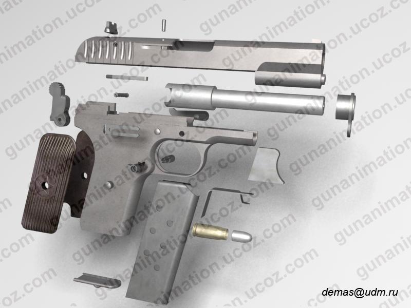 7,62-мм пистолет ТТ (Тульский