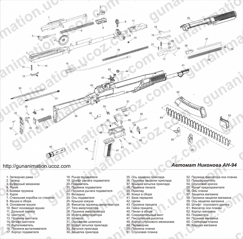 Схема автомат никонова